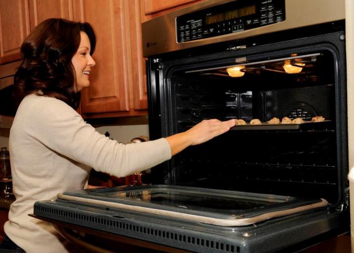 Oven Repair Work